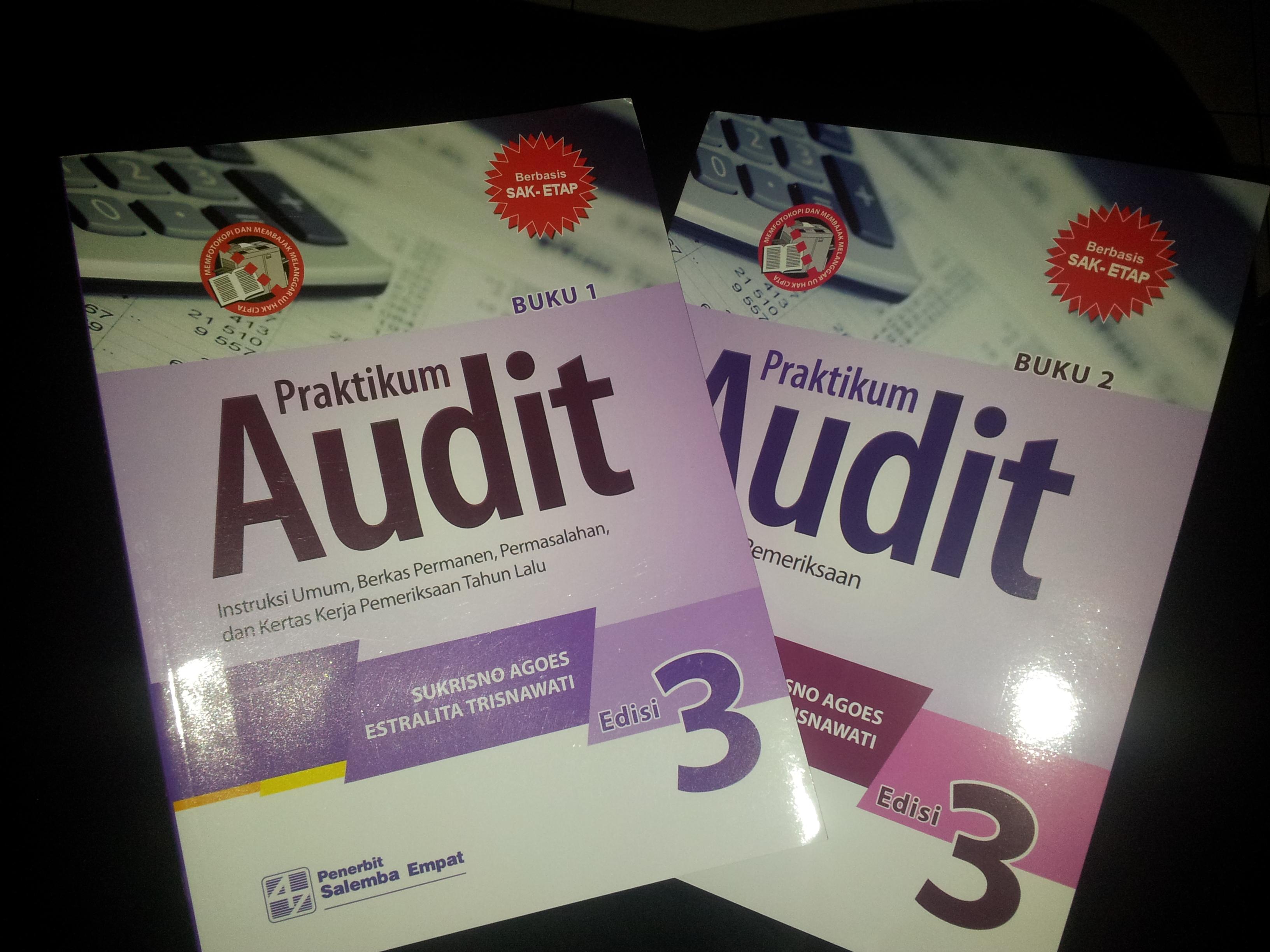Kunci jawaban praktikum audit edisi 3 modul 7